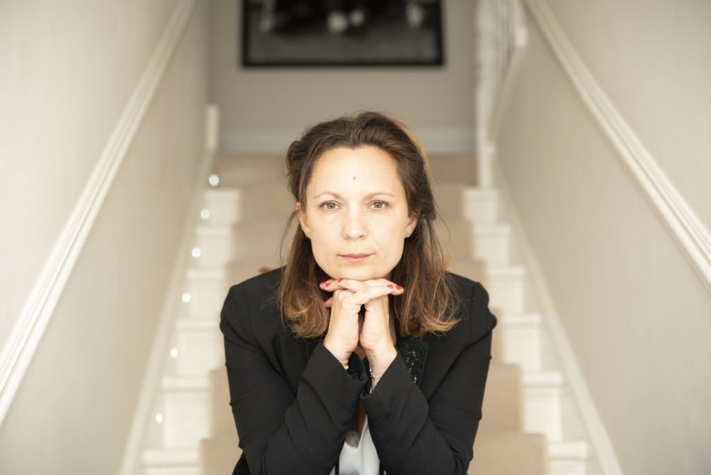 Véronique Bergeot, sophrologist specializing in stress and burn-out prevention